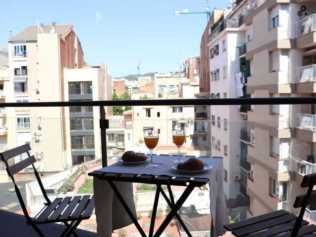 Studio apartment for rent in Eixample, Barcelona