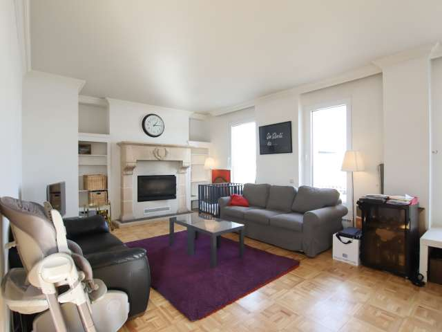 Appartement 2 chambres à louer à Neder-Over-Heembeek