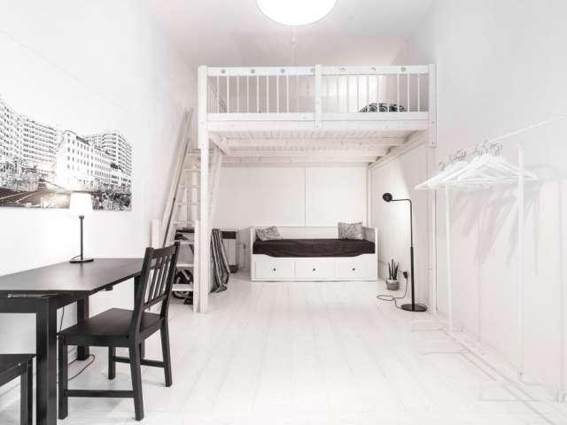 Schicke Studio-Wohnung zur Miete in Kreuzberg, Berlin