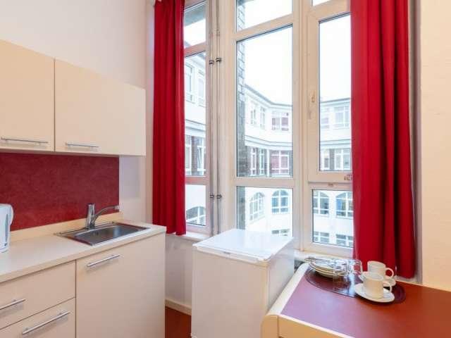 Modernes Studio im trendigen Friedrichshain zu vermieten