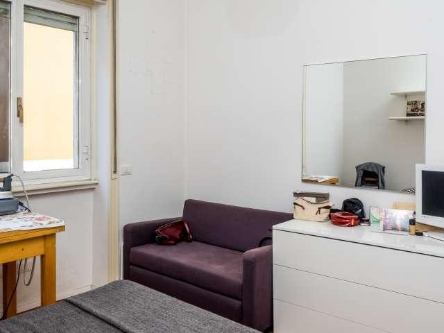 Grande stanza in appartamento condiviso, Quartiere Triennale 8, Milano