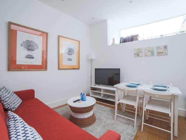 Appartement tendance 1 chambre à louer à Fulham, Londres