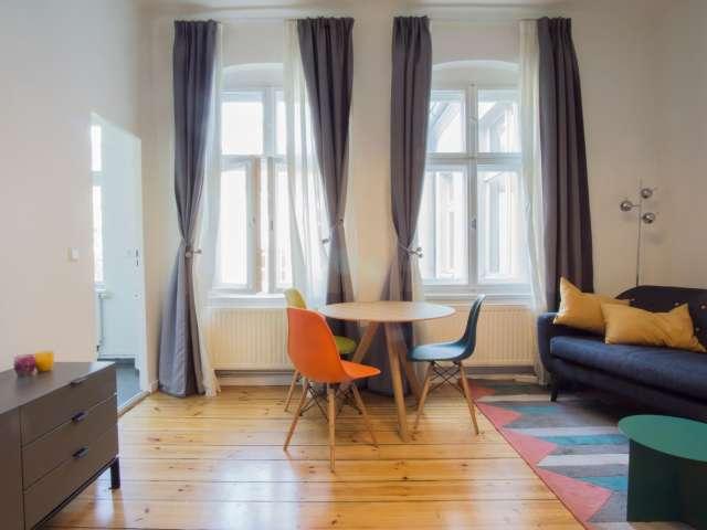 Helle 1-Zimmer-Wohnung zu vermieten in Prenzlauer Berg, Berlin