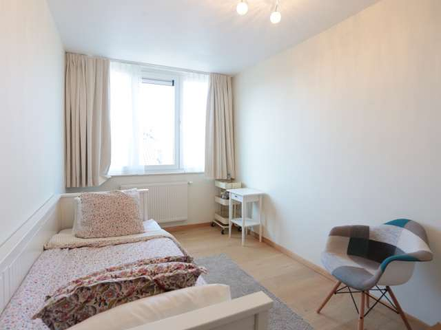 Chic room for rent in Berchem, Brussels