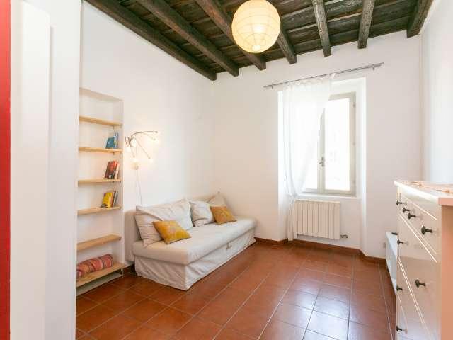 Cool studio apartment for rent in San Cristoforo, Milan