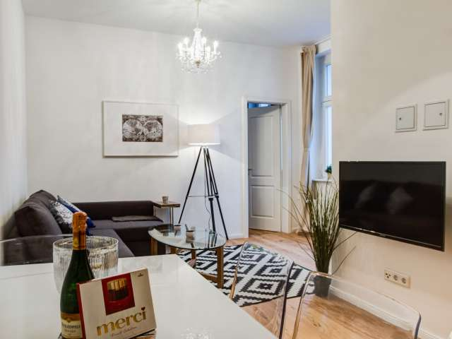 1-bedroom apartment for rent in Prenzlauer Berg, Berlin