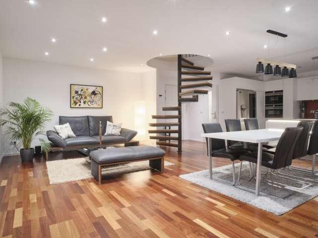 Cool apartment with 1 bedroom for rent in Kreuzberg, Berlin