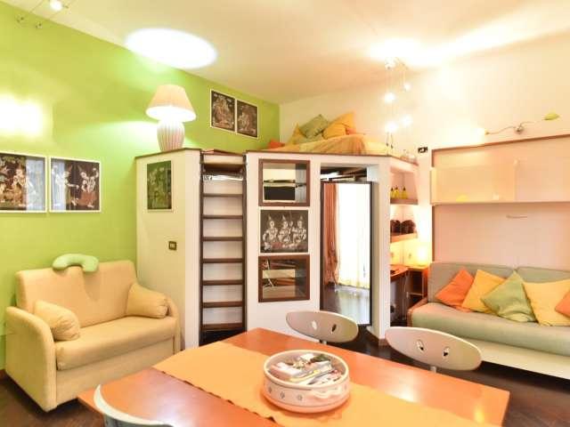 Accogliente monolocale in affitto a Appio Latino, Roma