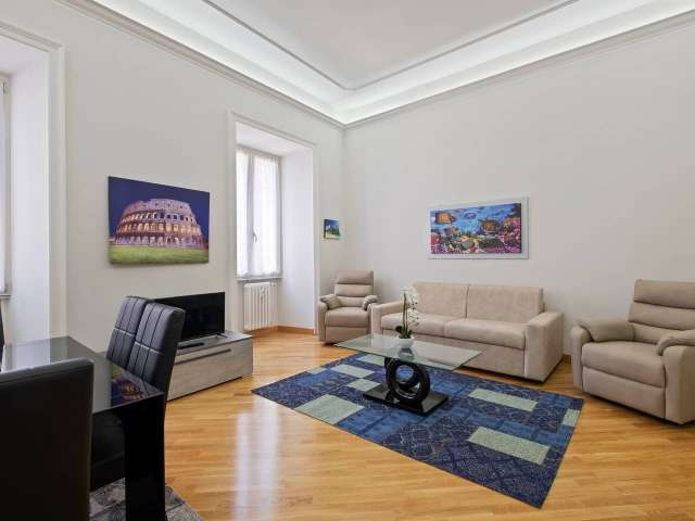 Apartment with 3 bedrooms for rent in Prati, Rome