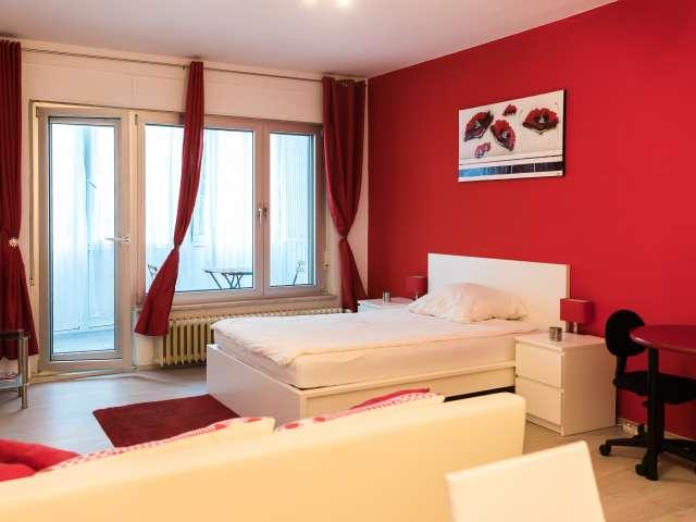 Modern 1-bedroom apartment for rent in Reinickendorf, Berlin