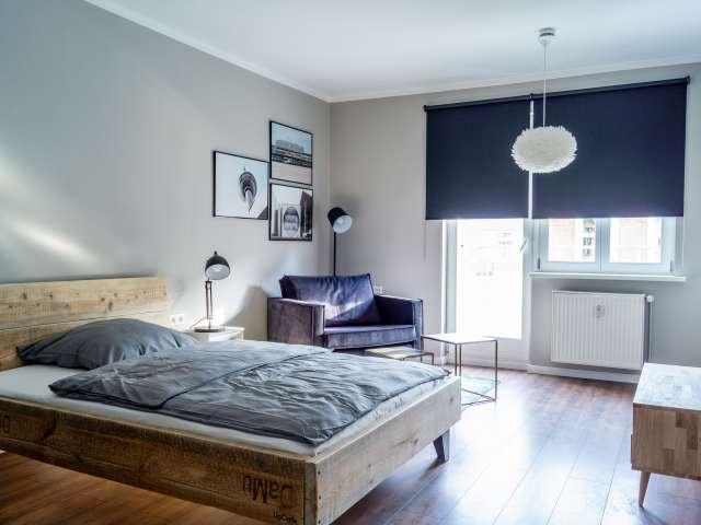 Modern 1-bedroom apartment for rent in Schöneberg, Berlin