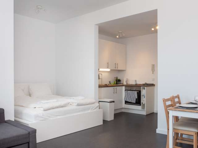 Modernes Studio-Apartment zur Miete in Kreuzberg, Berlin