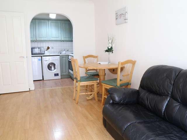 Luminoso appartamento con 1 camera da letto in affitto a Temple Bar, Dublino
