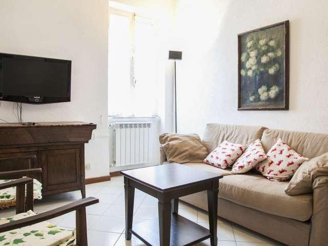 Appartamento bilocale in affitto a Monti, Roma