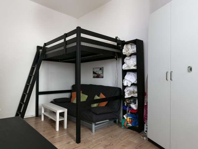 Sonniges Studio-Apartment zur Miete in Kreuzberg, Berlin