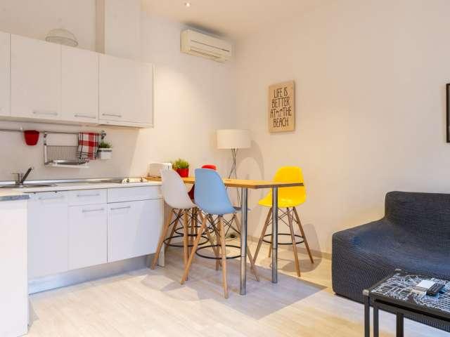 Appartamento con 1 camera da letto in affitto a L'Esquerra de l'Eixample