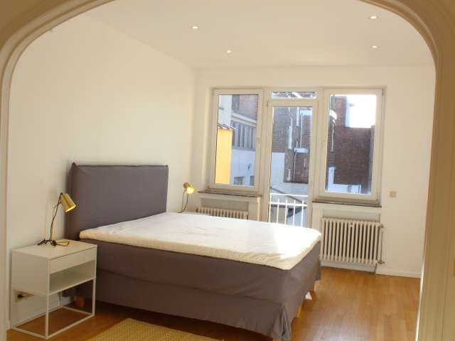 Grande chambre à louer à Woluwe Saint Lambert, Bruxelles