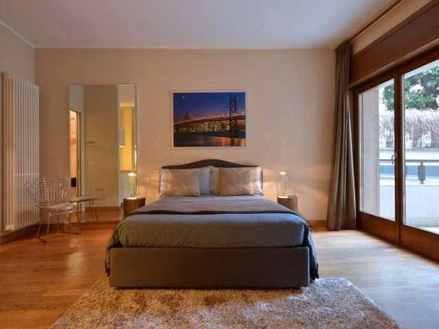 Studio apartment for rent in De Angeli, Milan