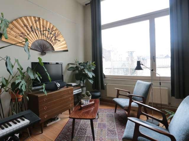 1-Zimmer-Wohnung zur Miete in Saint Josse, Brüssel