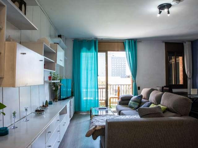 Room for rent, 2-bedroom apartment, Poblenou, Barcelona