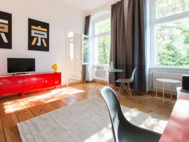 1-Zimmer-Wohnung zu vermieten in Tiergarten, Berlin