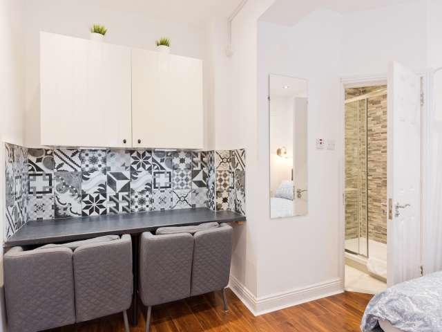 Charming studio flat to rent in Ranelagh, Dublin