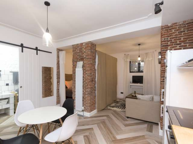 Studio apartment for rent in Chamberí, Madrid