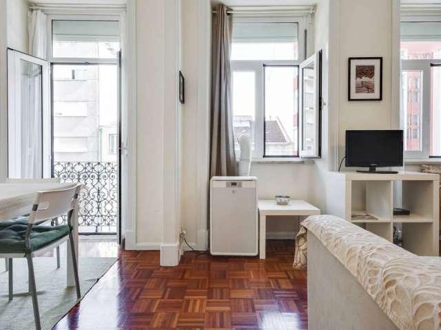Lindo apartamento de 3 quartos para alugar em Campolide, Lisboa