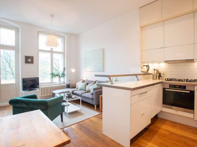Apartment with 2 bedroom for rent in Kreuzberg, Berlin