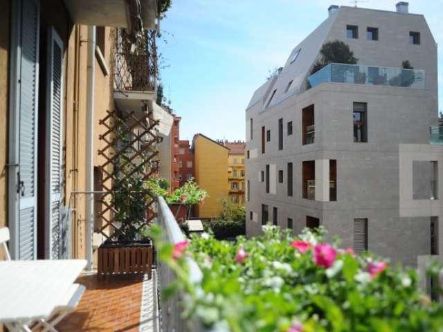 1-bedroom apartment for rent in Porta Venezia, Milan
