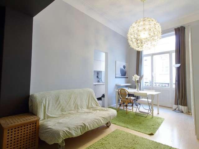 Studio appartement à louer à Brussels City Centre