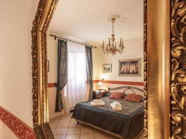 Camera in affitto in appartamento con 2 camere da letto a Celio, Roma