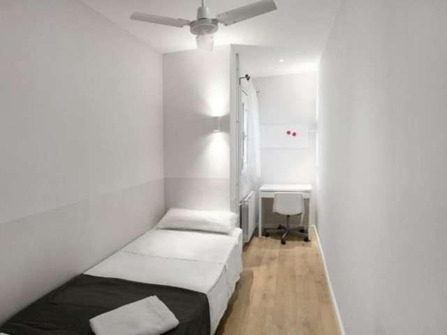 Comfy room for rent in Gràcia, Barcelona