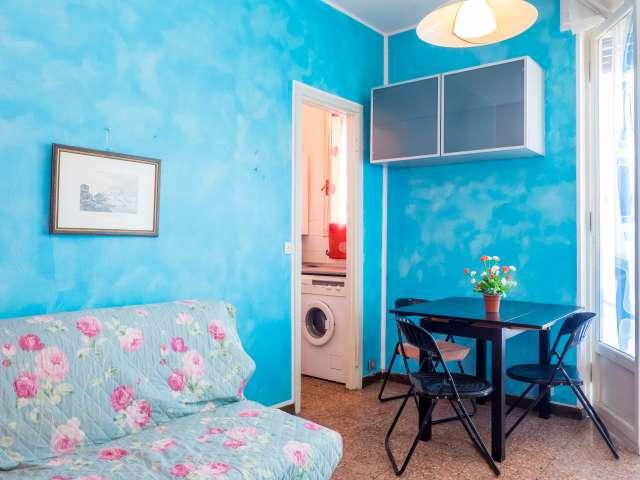 Vibrant appartement 1 chambre à louer à Villapizzone, Milan