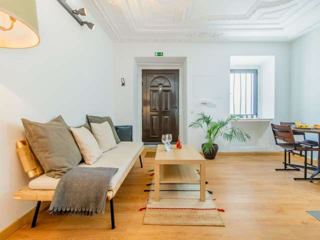 1-bedroom apartment for rent in Campolide, Lisbon