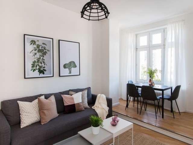 Geräumiges 1-Zimmer-Apartment in Charlottenburg, Berlin