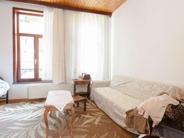 1-Zimmer-Wohnung zur Miete in San Josse, Brüssel
