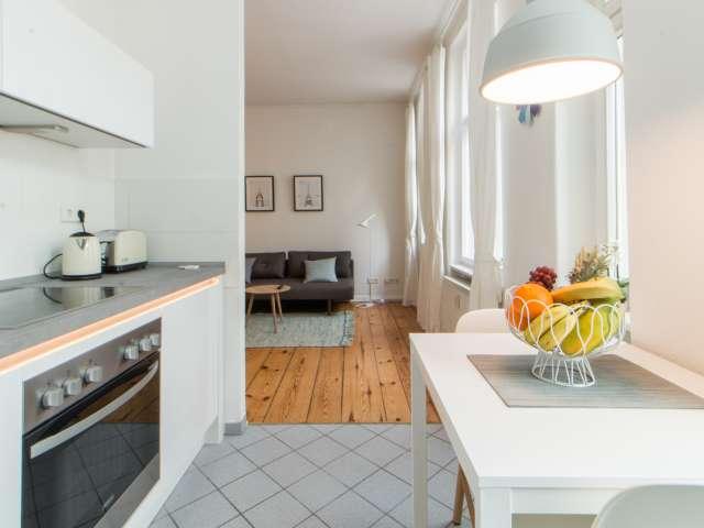 Stilvolle Studio-Wohnung in Prenzlauer Berg