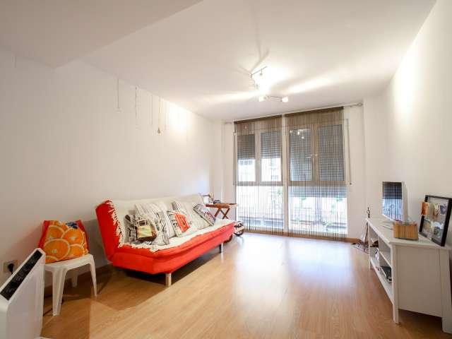 Comfortable 1-bedroom apartment for rent in La Saida