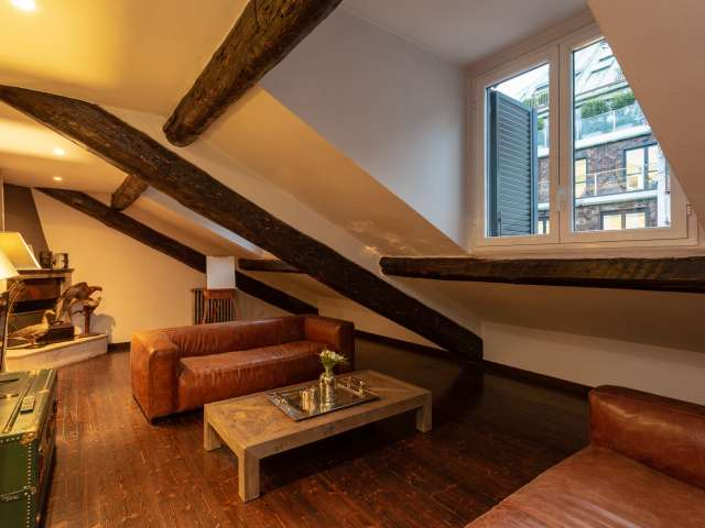 Charming 2-bedroom apartment for rent in Città Studi, Milan