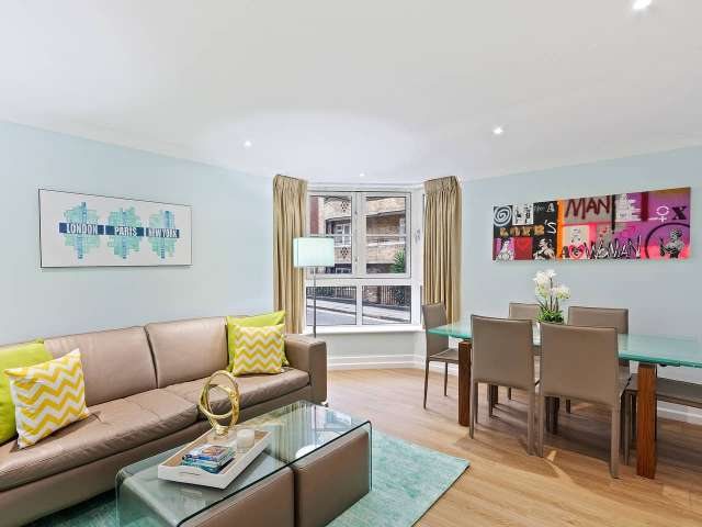 2-bedroom apartment for rent in Islington, London