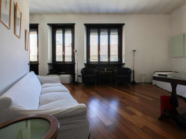 1-bedroom apartment for rent near Duomo, Milan