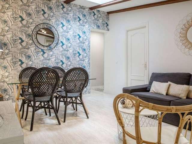 2-Zimmer-Wohnung zur Miete in Malasaña, Madrid