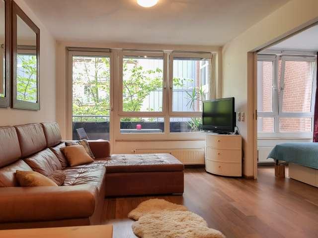 Moderne Wohnung mit 1 Schlafzimmer zu vermieten, Prenzlauer Berg