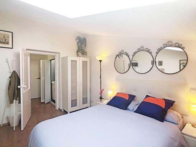 Neat studio apartment for rent in Centro, Madrid