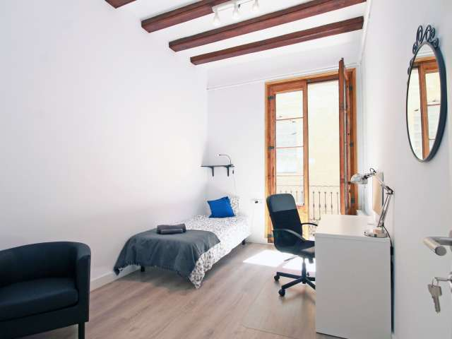Rooms for rent in Barri Gòtic, Barcelona
