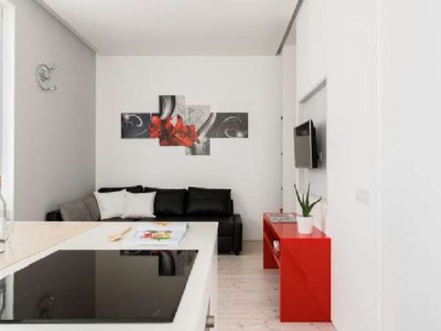 Studio apartment for rent in Loreto, Milan
