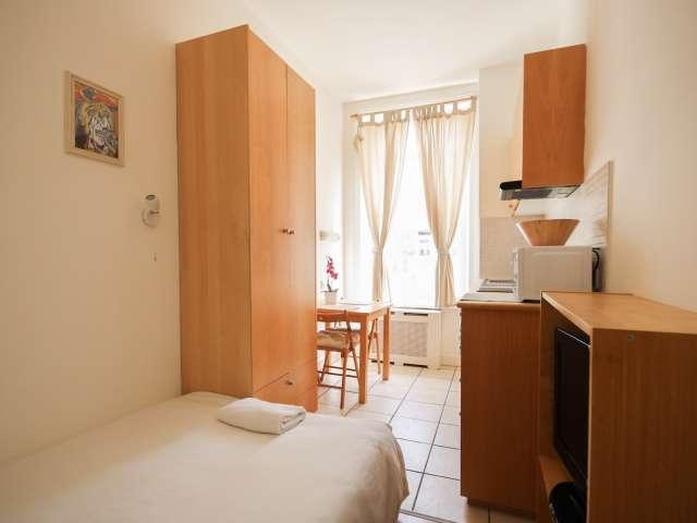 Cozy studio flat to rent in Kensington-Chelsea, London