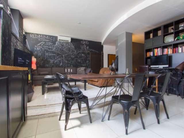 Studio apartment for rent in Turro, Milan