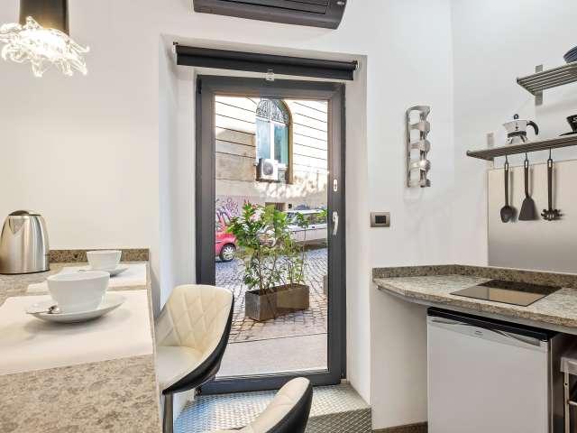 Monolocale in affitto a Trastevere a Roma